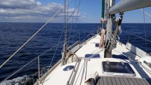 im Kalmarsund nach Norden